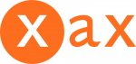 Logo: xax managing data & information gmbh