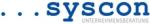 Logo: syscon Unternehmensberatungsgesellschaft mbH